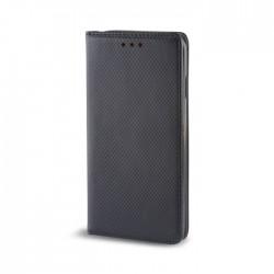 Housse portefeuille avec effet grainé Noir pour iPhone 5, 5S et SE photo 2