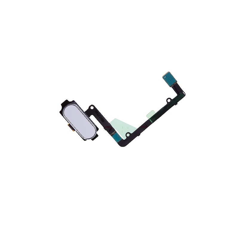 Bouton Home Or avec nappe pour Samsung Galaxy A5 2016 photo 2