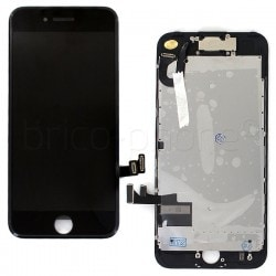Ecran NOIR iPhone 7 RAPPORT QUALITE / PRIX pré-assemblé photo 2