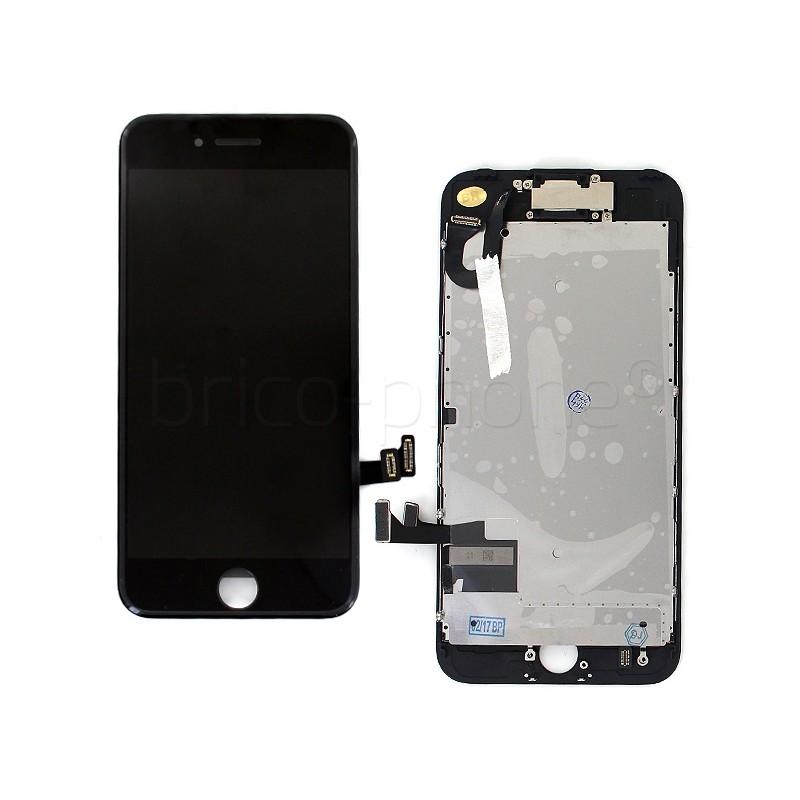 iphone 5s ecran noir bloqué
