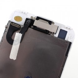 Ecran BLANC iPhone 7 RAPPORT QUALITE / PRIX pré-assemblé photo 5