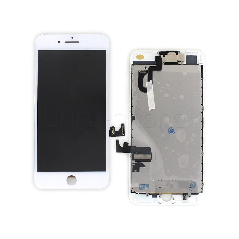 Ecran BLANC iPhone 7 Plus RAPPORT QUALITE / PRIX pré-assemblé photo 2
