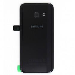 Vitre arrière Noire pour Samsung Galaxy A3 2017 photo 2