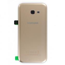 Vitre arrière GOLD pour Samsung Galaxy A5 2017 photo 2