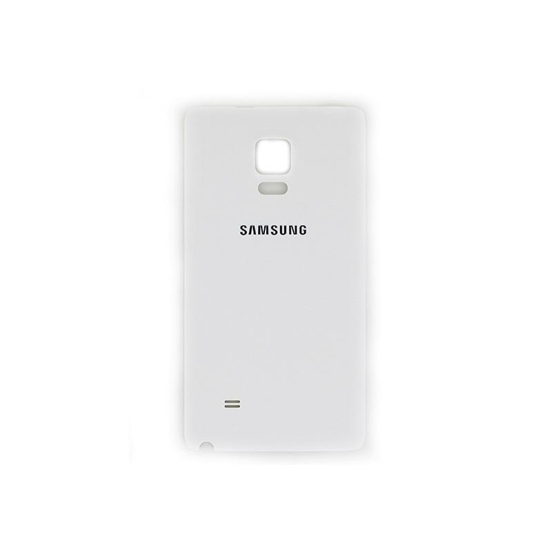 Coque arrière Blanche pour Samsung Galaxy Note Edge photo 2