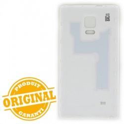 Coque arrière Blanche pour Samsung Galaxy Note Edge photo 3