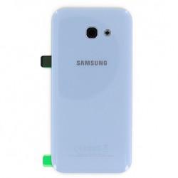 Vitre arrière Bleu pour Samsung Galaxy A5 2017 photo 2