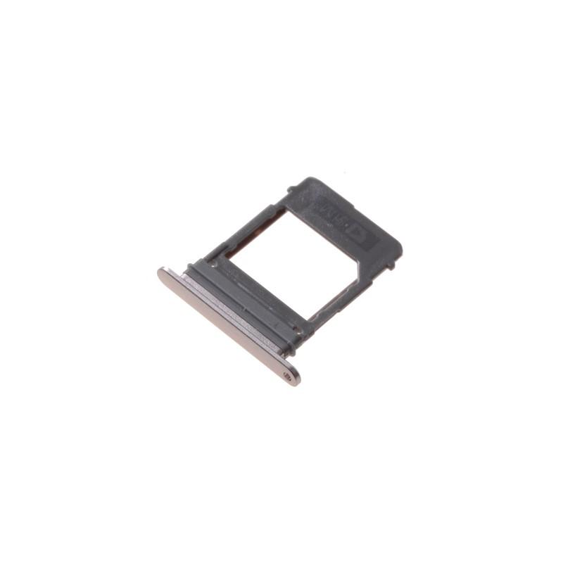 Rack tiroir pour carte SIM Or pour Samsung Galaxy A5 2017 photo 2