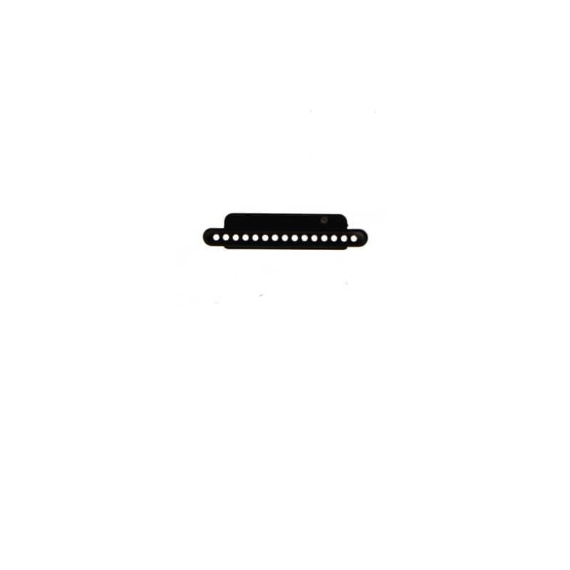 Grille Noire pour haut-parleur externe pour Samsung Galaxy A3 2017 et A5 2017 photo 2