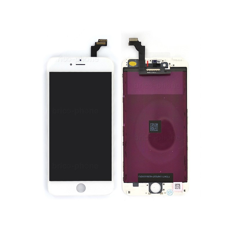 Ecran BLANC iPhone 6 PLUS PREMIER PRIX photo 2