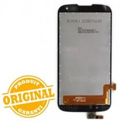 Ecran Noir avec vitre avec LCD pré assemblé pour LG K3 photo 3