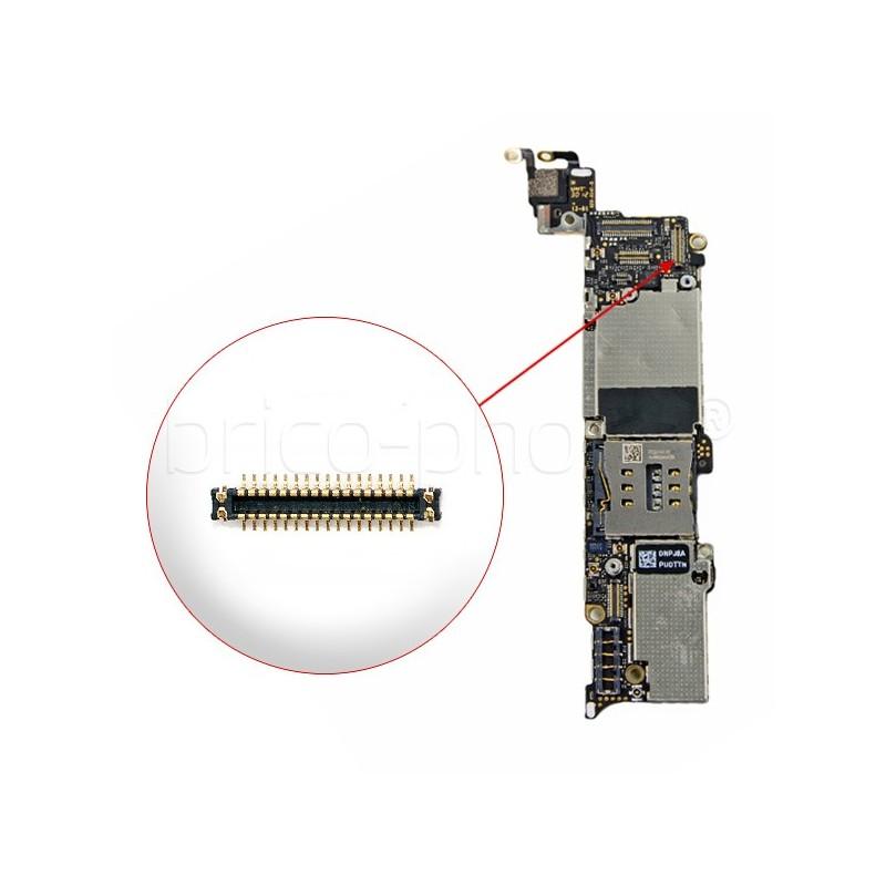 Connecteur FaceTime pour carte mère iPhone 5 photo 1