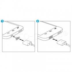 Câble micro USB à embout magnétique photo 3