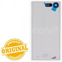Coque Arrière Blanche pour Sony Xperia X Compact photo 3