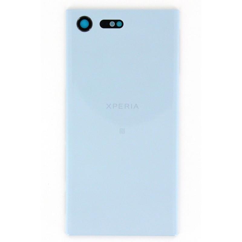 Coque Arrière Bleu pour Sony Xperia X Compact photo 2