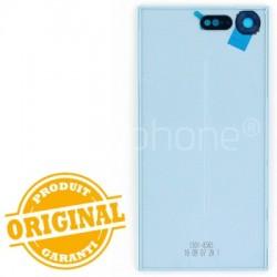 Coque Arrière Bleu pour Sony Xperia X Compact photo 3
