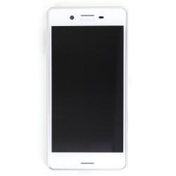 Bloc Ecran Blanc pour Sony Xperia X Performance / Performance Dual photo 2