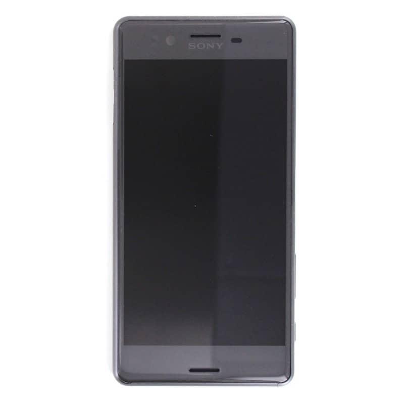 Bloc Ecran Noir pour Sony Xperia X Performance / Performance Dual photo 2