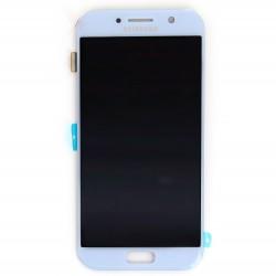 Bloc écran Bleu avec vitre + Amoled pour Samsung Galaxy A5 2017 photo 2