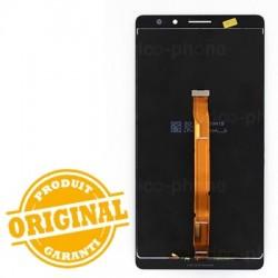 Ecran Blanc avec vitre et LCD pour Huawei MATE 8 photo 3