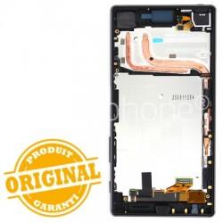 Bloc Ecran Noir avec châssis pour Sony Xperia Z5 Dual photo 3