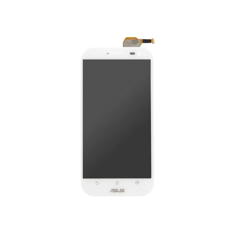 Ecran 55 Blanc Avec Vitre LCD Pre Assemble Pour Asus