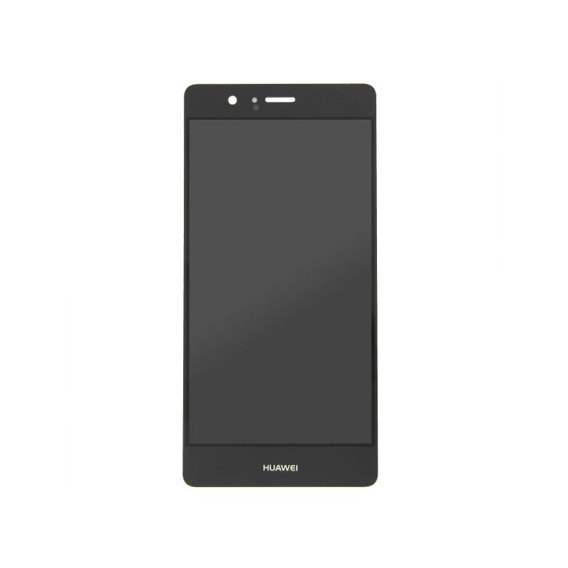 Ecran Noir avec vitre et LCD pour Huawei P9 Lite photo 2