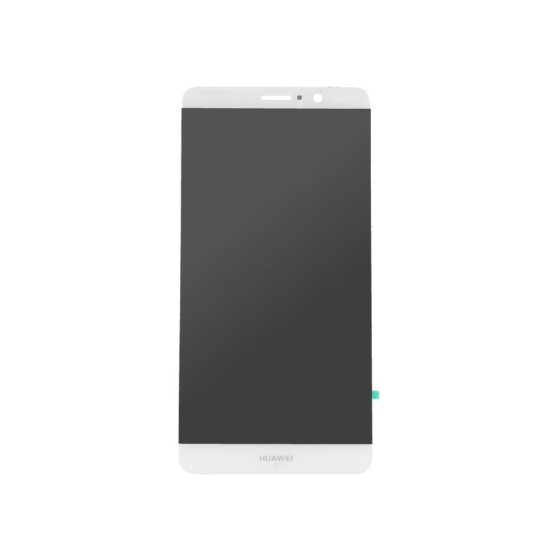 Ecran Blanc avec vitre et LCD pour Huawei MATE 9 photo 2