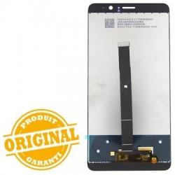 Ecran Blanc avec vitre et LCD pour Huawei MATE 9 photo 3
