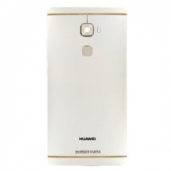 Coque arrière avec chassis pour Huawei MATE S Blanc photo 2