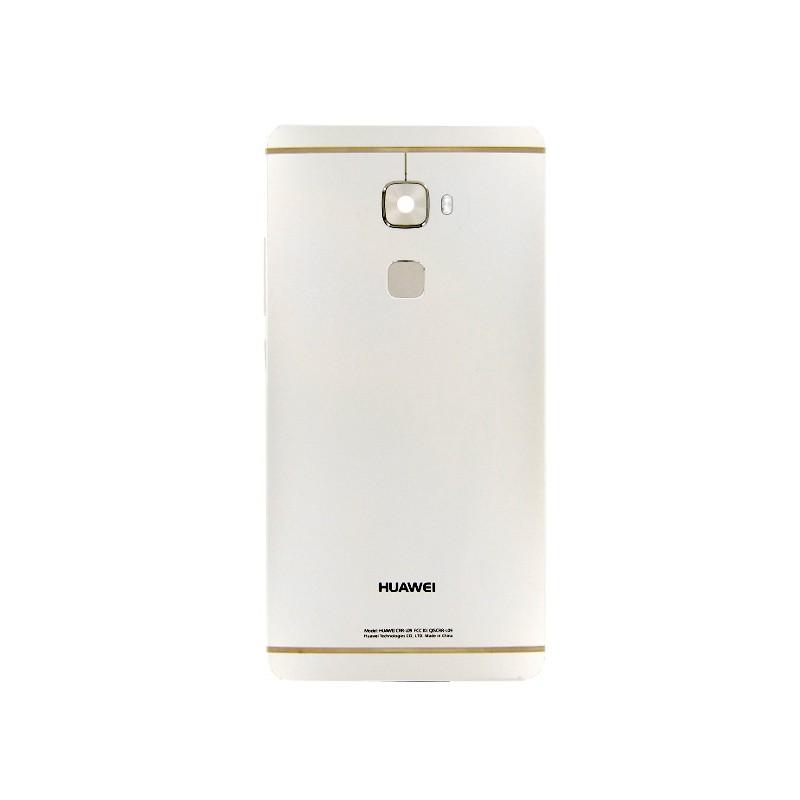 Coque arrière avec chassis pour Huawei MATE S Blanc photo 2