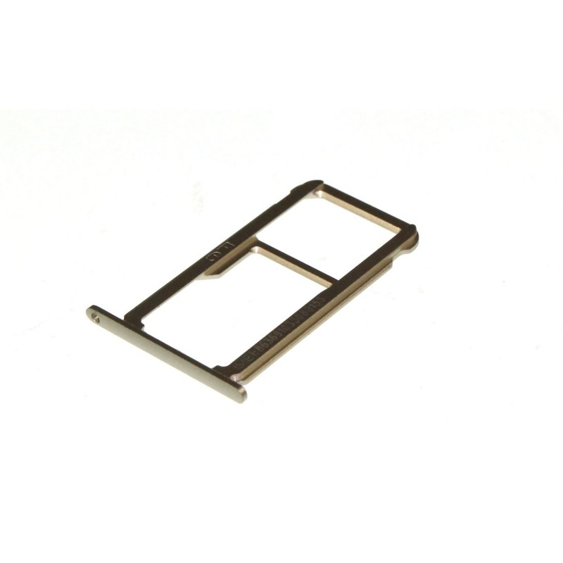 Rack tiroir carte SIM et SD Blanc pour Huawei Honor 8 photo 2