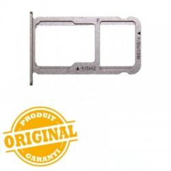 Rack tiroir carte SIM et SD Blanc pour Huawei Honor 8 photo 3
