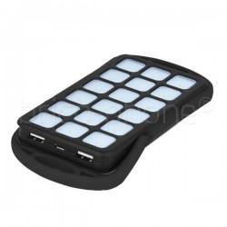 Batterie de secours 6000mAh avec éclairage LED photo 2