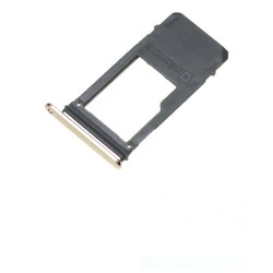Rack tiroir carte mémoire Micro SD pour Samsung Galaxy A5 2017 Or photo 2