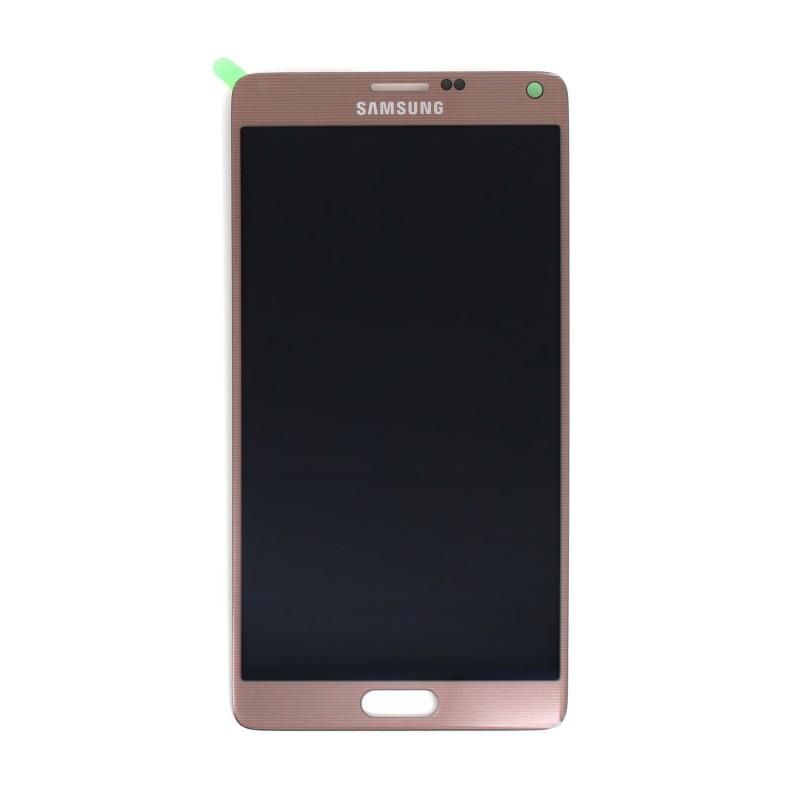 Ecran Or COMPLET pour Samsung Galaxy Note 4 photo 2