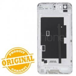 Coque arrière Blanche avec châssis pour Huawei P8 Lite Smart GR3 Dual Sim photo 3