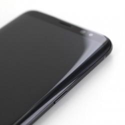 Bloc Ecran Amoled et vitre prémontés sur châssis pour Galaxy S8 Noir Carbone photo 6