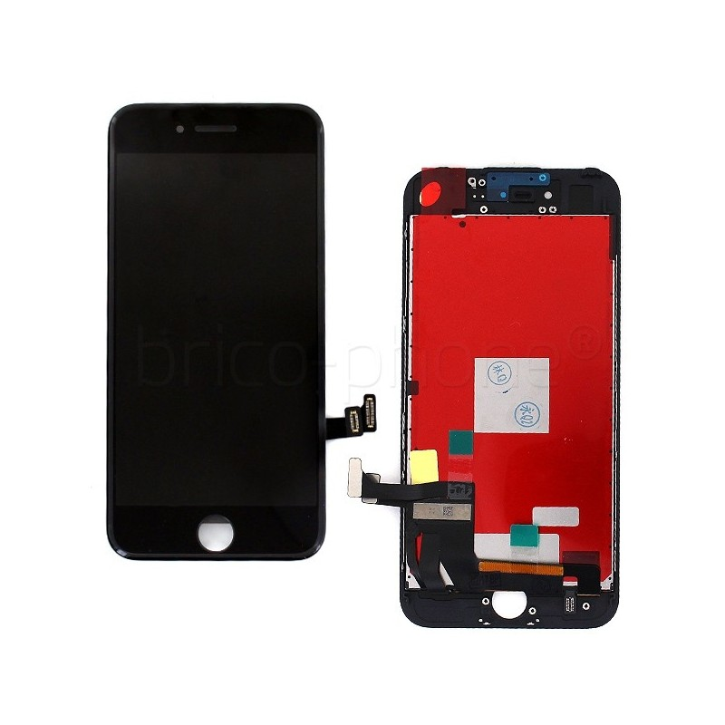 Ecran NOIR iPhone 7 PREMIER PRIX photo 2
