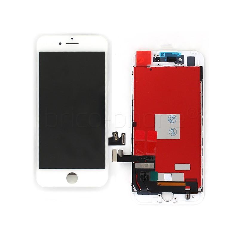 Ecran BLANC iPhone 7 PREMIER PRIX photo 2