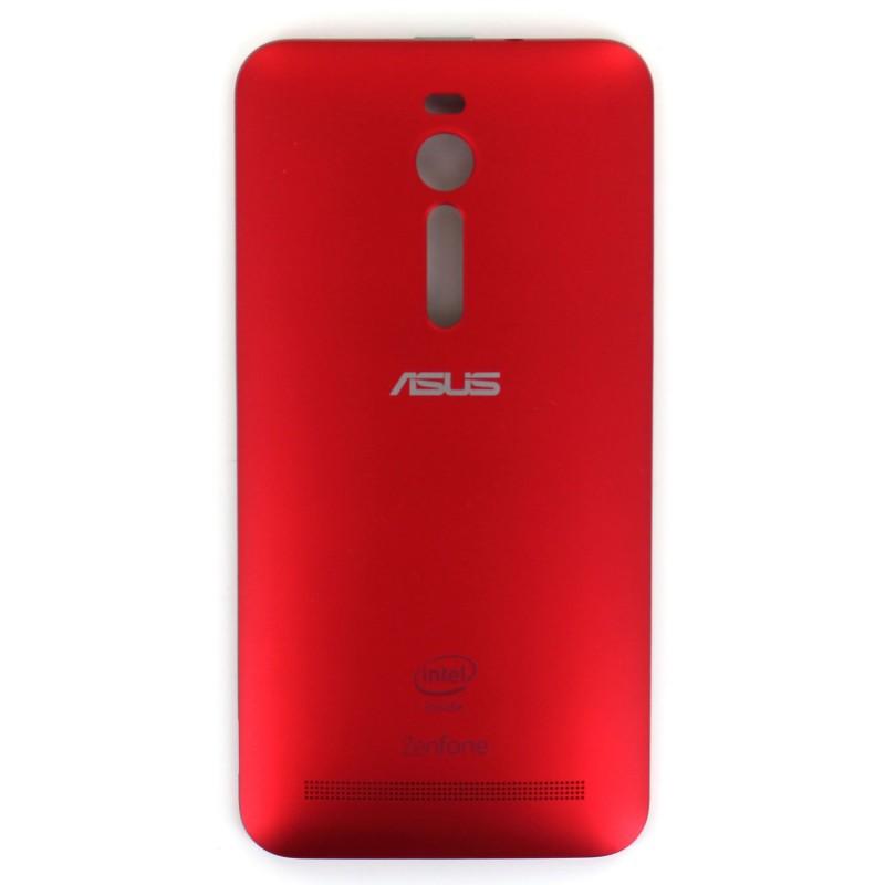 """Coque Arrière Rouge pour Asus Zenfone 2 5.5"""""""" photo 2"""
