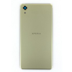 Coque Arrière Or Lime pour Sony Xperia X Performance / X Performance Dual photo 2