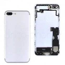 Coque arrière complète Silver pour iPhone 7 Plus photo 2