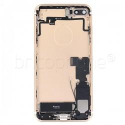 Coque arrière complète Gold pour iPhone 7 Plus photo 3