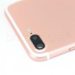 Coque arrière complète Pink Gold pour iPhone 7 Plus photo 3