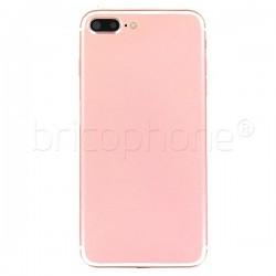 Coque arrière complète Pink Gold pour iPhone 7 Plus photo 4