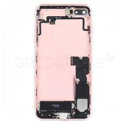 Coque arrière complète Pink Gold pour iPhone 7 Plus photo 5