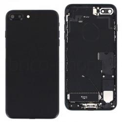 Coque arrière complète Black pour iPhone 7 Plus photo 2