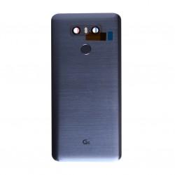 Vitre Arrière Platinium pour LG G6 photo 2
