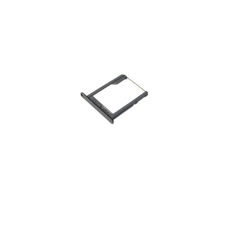 Rack tiroir carte mémoire Micro SD Argent pour Samsung Galaxy A3, A5 et A7 photo 2